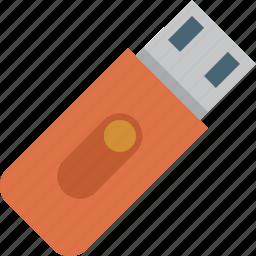 data, disk, dongle, drive, flash, guardar, save, storage, usb icon