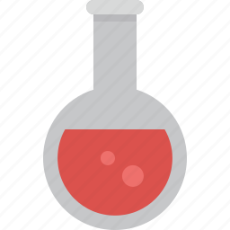 laboratory, liquid, mixed, science, test icon