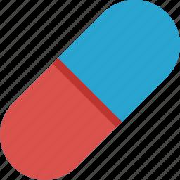 capsule, drugs, health, healthcare, medical, medicine, pill icon