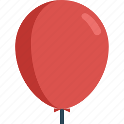 balloon, baloon, party icon