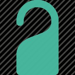 door, sign icon