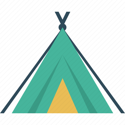 Tent, camp, camping icon - Download on Iconfinder