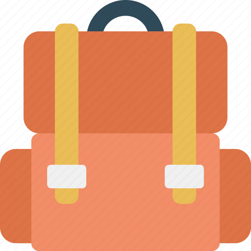bag, tent icon