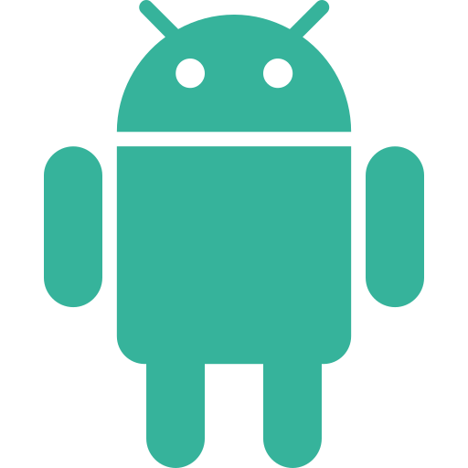 android, logo, mobile, robot icon