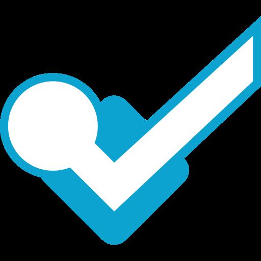 Foursquare, social media, square, social network, social, logo, internet icon - Free download