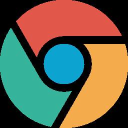 browser, chrome, google, internet, logo, network, web icon