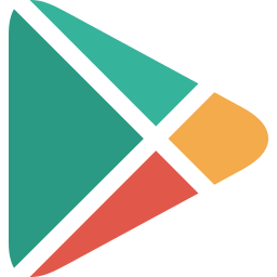 andorid, google, google play, logo, market, media, play, social icon