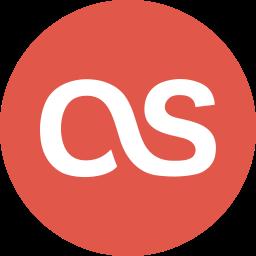 fm, last, last fm, lastfm, logo icon