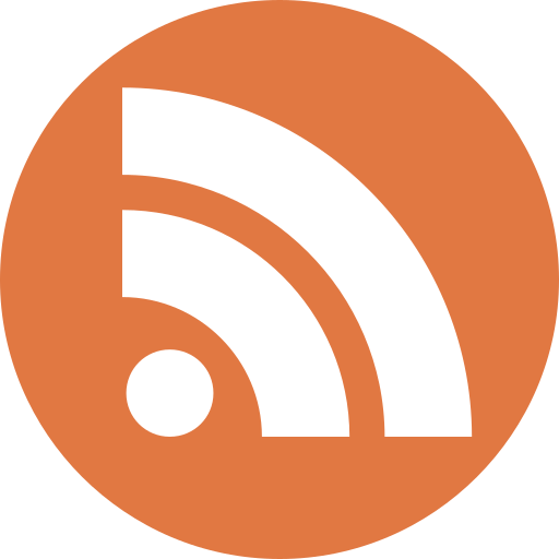 blog, feed, logo, news, rss, subscribe icon