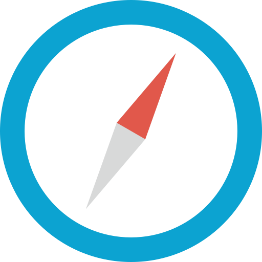 browser, compass, connection, internet, logo, network, safari, web icon