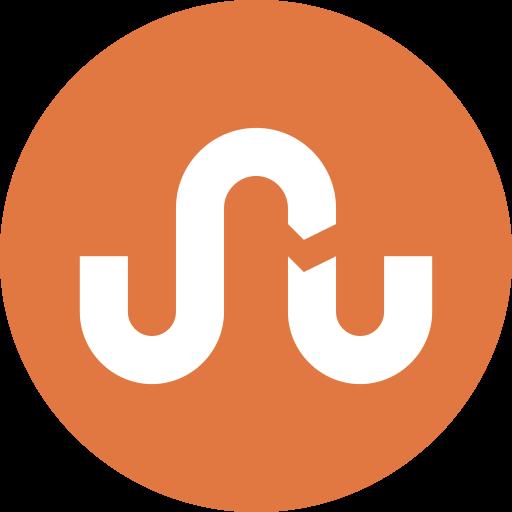 communication, logo, social, social media, stumble, stumbleupon icon