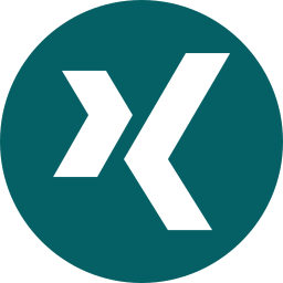 logo, social, social media, social network, xing icon