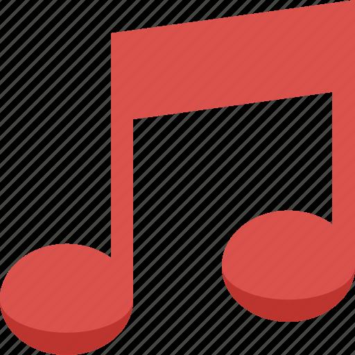 audio, music, node icon