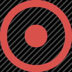 audio, control, media, record, video icon