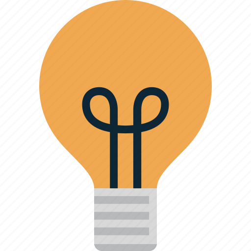 energy, idea, lamp, light, power icon