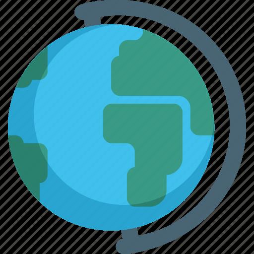 earth, global, globe, world icon