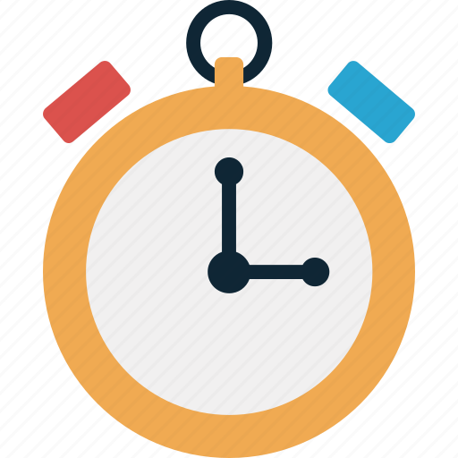clock, stopwatch, time, watch icon