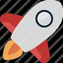spacecraft, station, space, spaceship, rocket