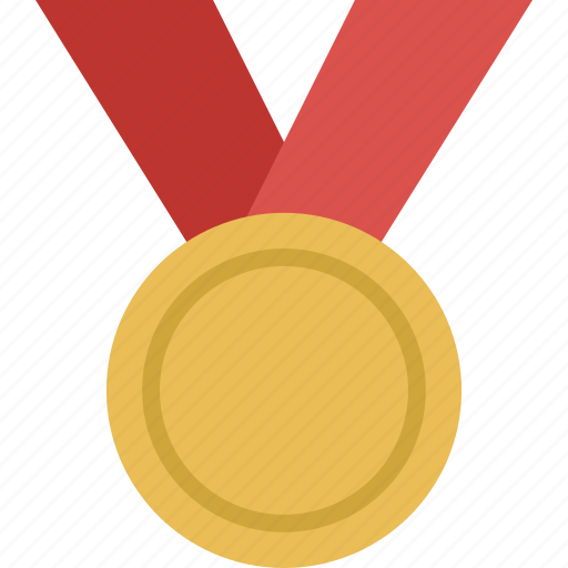 achievement, award, gold, medal, prize, win, winner icon