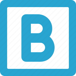 bold, format, text icon