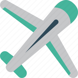 airplane, flight, plane, transportation, travel, vacation, vehicle icon