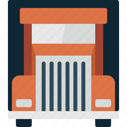 transport, transportation, travel, truck, vacation, vehicle icon