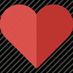 bookmark, favorite, favourite, heart, like, love, valentine's day icon