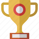 achievement, award, cup, prize, winner icon