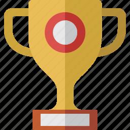 achievement, award, cup, prize, winner icon