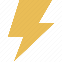 electric, electricity, forecast, lightning, power, weather icon