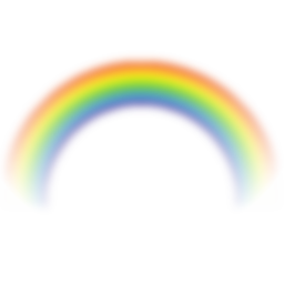 Rainbow Weather Icon