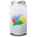 buzz, drink, google, web20 icon
