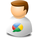 buzz, google, user icon