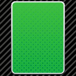 card, casino, cover, green, poker icon