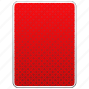 card, casino, cover, poker, red icon