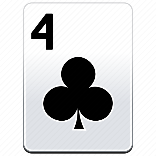 card, casino, clubs, deck, poker icon