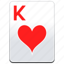 card, casino, hearts, k, king, poker