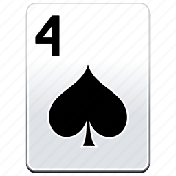 card, casino, poker, spades icon
