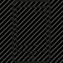 device, hardware, iphone, phone icon