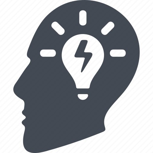 business, creative, idea, novation icon
