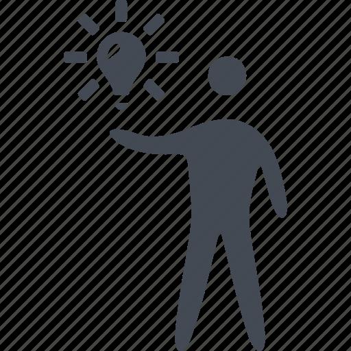 creative, design, idea, working icon