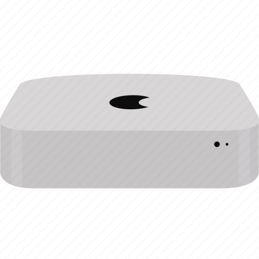 apple, computer, mac, mac os, macmini, mini,  icon