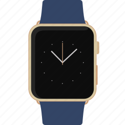 apple, business, iwatch, smart, watch,  icon