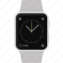 apple, iwatch, regular, smart, watch,  icon