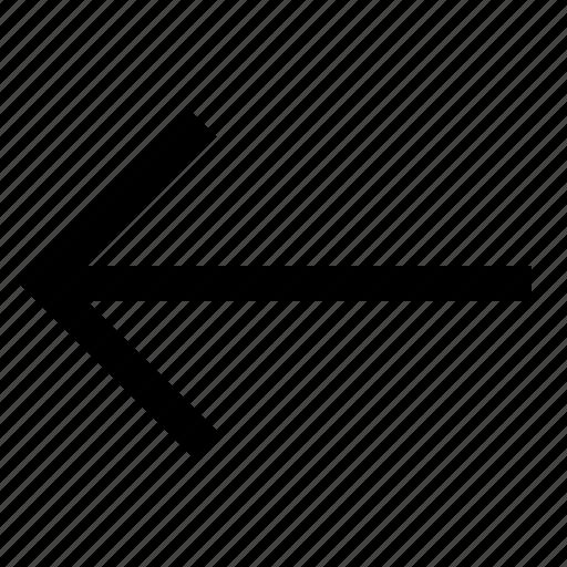 arrow, left, right, up icon