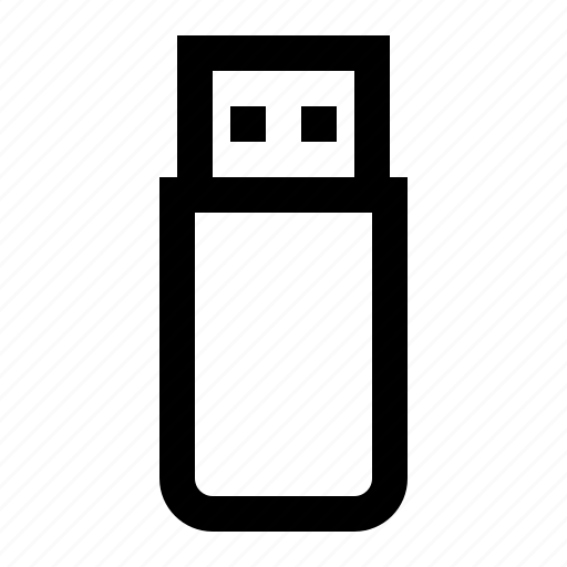 Computer, hardwareusb, it icon - Download on Iconfinder