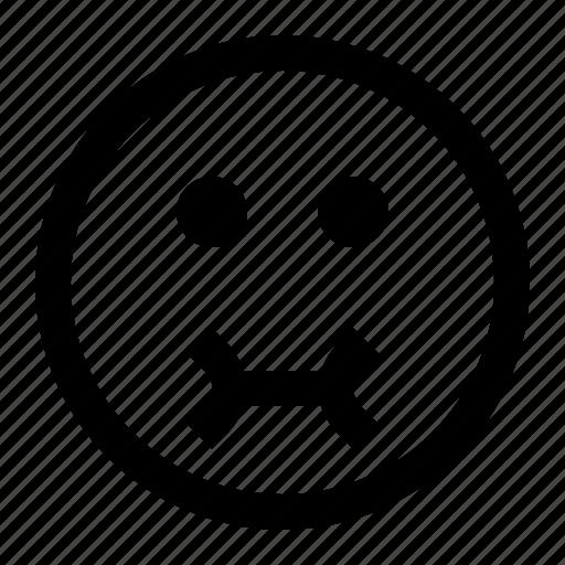 craving, emoji, emoticon, face icon