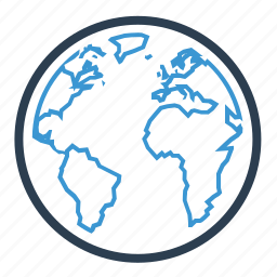 earth, global, international, planet, travel, world, worldwide icon