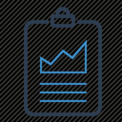 analytics, chart, diagram, monitoring, report, sales, statistics icon