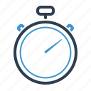 deadline, efficiency, productivity, schedule, stopwatch, time management, timing icon